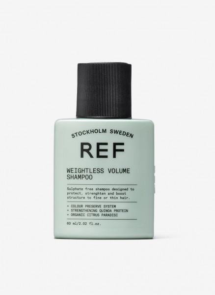 REF WEIGHTLESS VOLUME Shampoo für feines, normales und coloriertes Haar