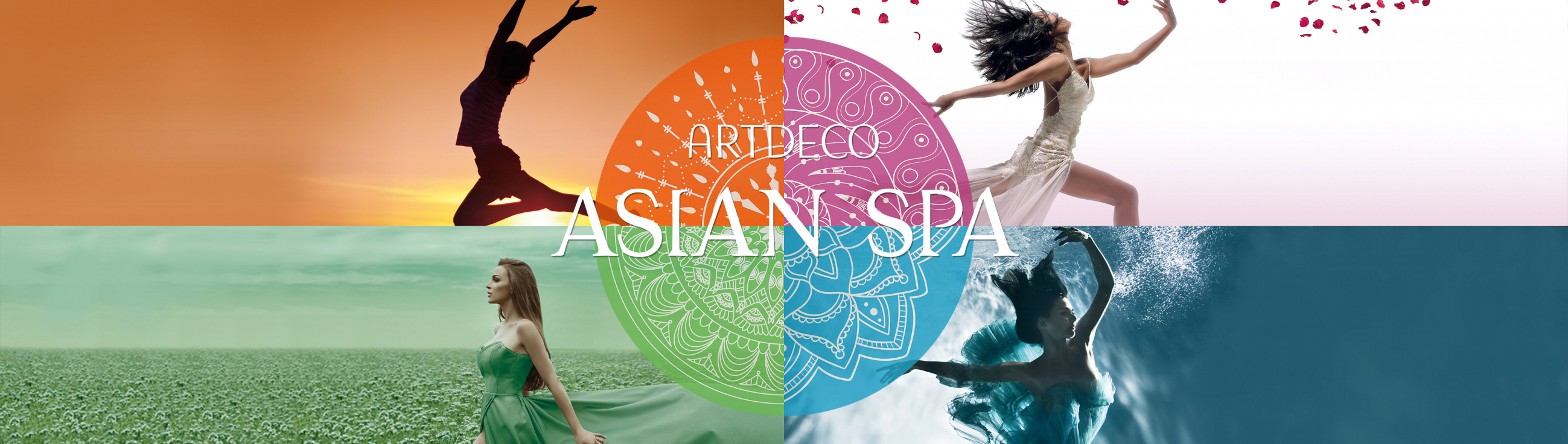 Asian-Spa-Layoutbild-Kategorie