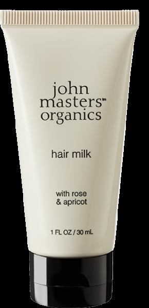 John Masters Organics ROSE & APRICOT HAIR MILK - Conditioner & Styling Milk