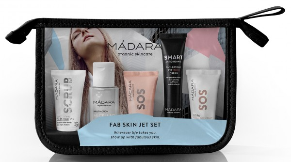 MÁDARA TRAVEL KIT | Fab Skin Jet Set - Starter Set