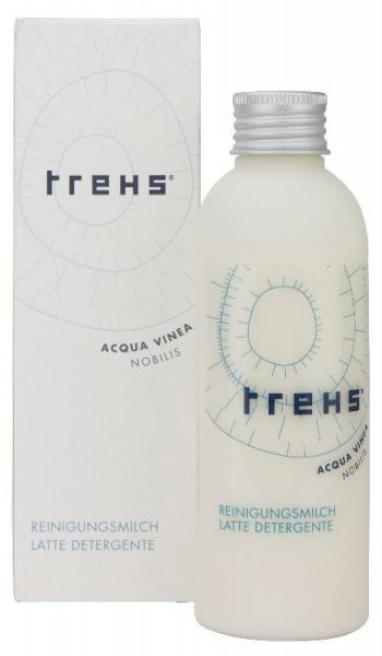 trehs® Acqua Vinea Nobilis REINIGUNGSMILCH mit Rebwasser