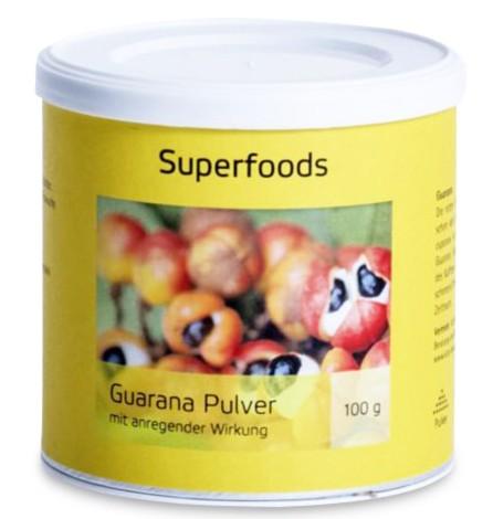 natura sana superfoods guarana pulver puresense naturkosmetik. Black Bedroom Furniture Sets. Home Design Ideas