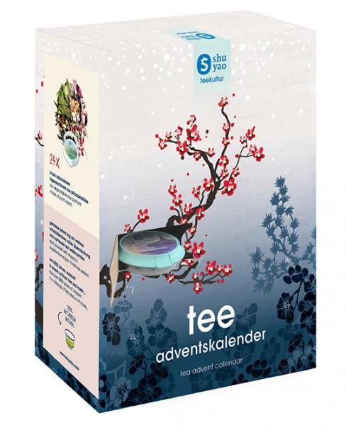 Shuyao - Teekultur ADVENTSKALENDER 2018 - Tee