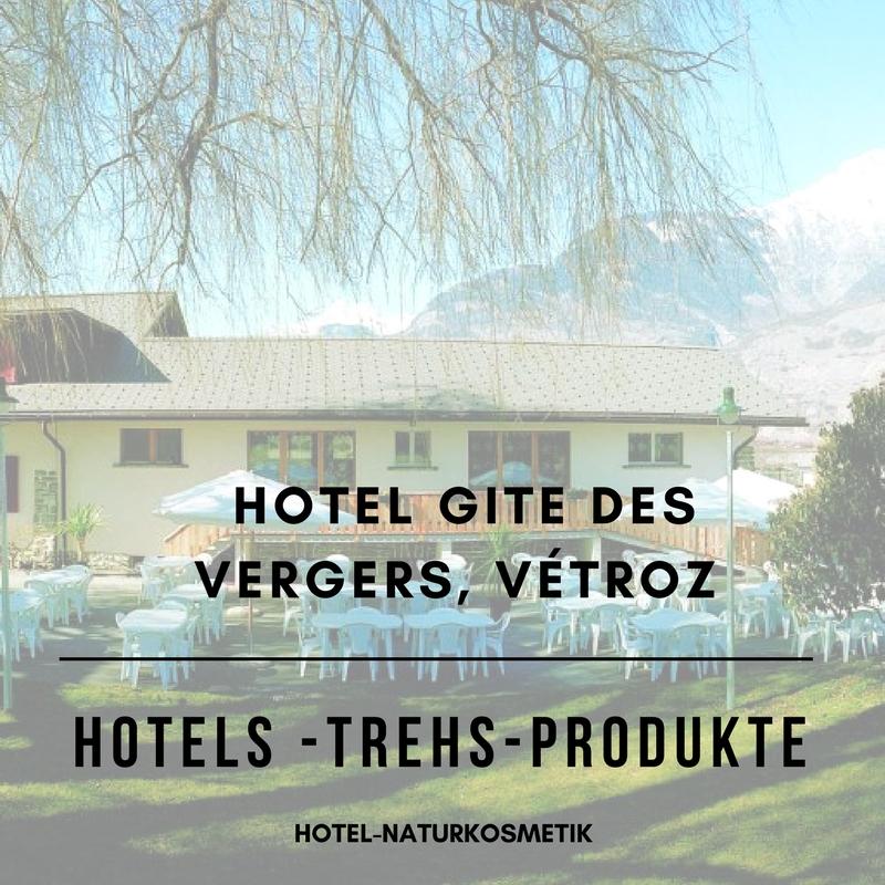 Hotel Gite des Vergers, Vetroz