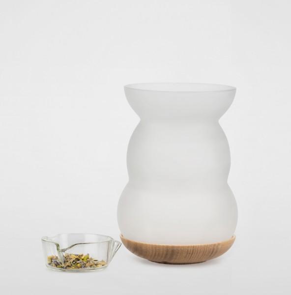Nature's Design Räucher- & Aroma Duftlampe LUCERNA
