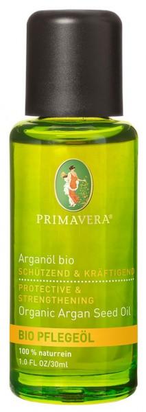 Primavera Basisöl ARGANÖL - für trockene, empfindliche & spröde Haut