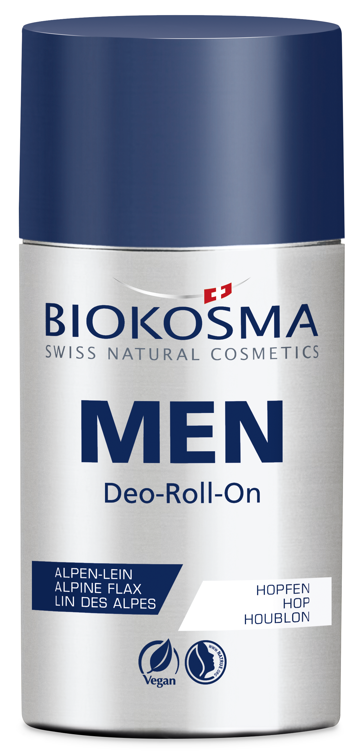 biokosma men 39 s care deo roll on ohne aluminium salze. Black Bedroom Furniture Sets. Home Design Ideas