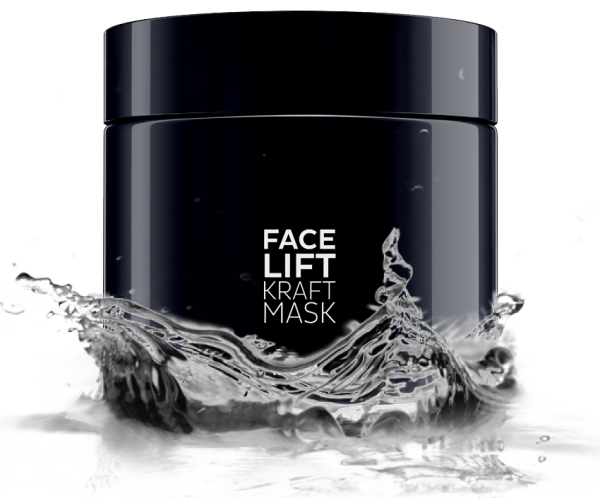 EBENHOLZ   natural skincare for men   Face Lift Kraft Mask - Regenerierende Gesichtsmaske