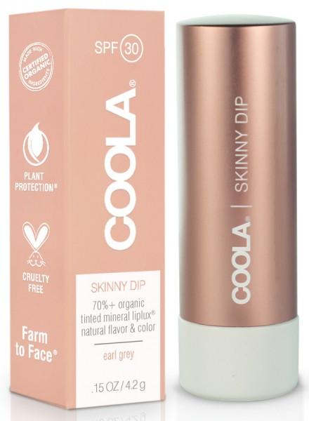 Coola® Organic Mineral LIPLUX - Lippenpflege in 6 verschiedenen Farbvarianten