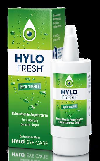 Hylo®-Fresh befeuchtende Augentropfen