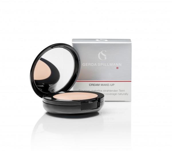 Gerda Spillmann BIO-FOND - 8 verschiedene Farbnuancen 35 - Hydro Cream Make up Foundation