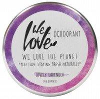 We Love The Planet DEOCREME - Lovely Lavender - Betörend mit wildem Lavendel