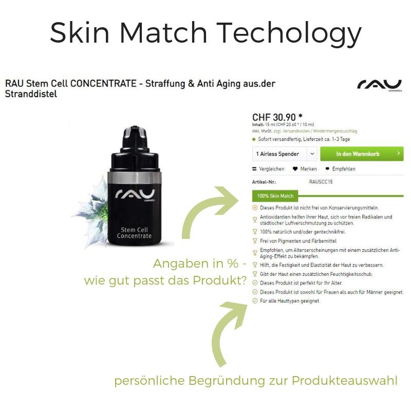 Skin-Match-Technology