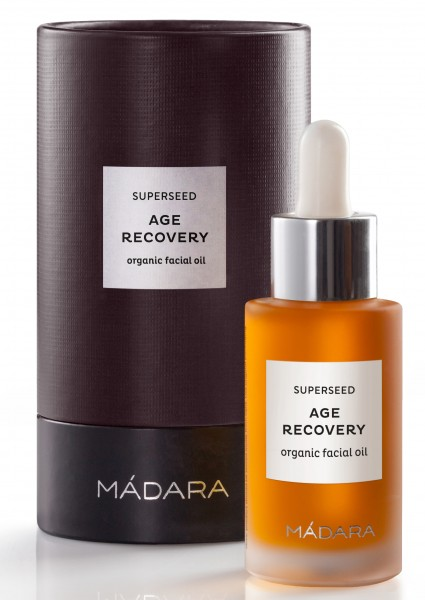 "MÁDARA SUPERSEED Anti Age belebendes Schönheitsöl "" recovery beauty oil"""