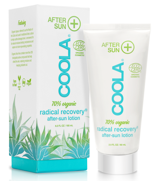 Coola® Organic ER+ Radical Recover AFTER SUN Lotion - After Sun Lotion