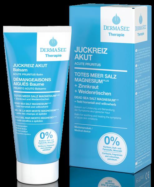 DermaSel® THERAPIE JUCKREIZ Balsam - Schnelle Beruhigung & Kühlung