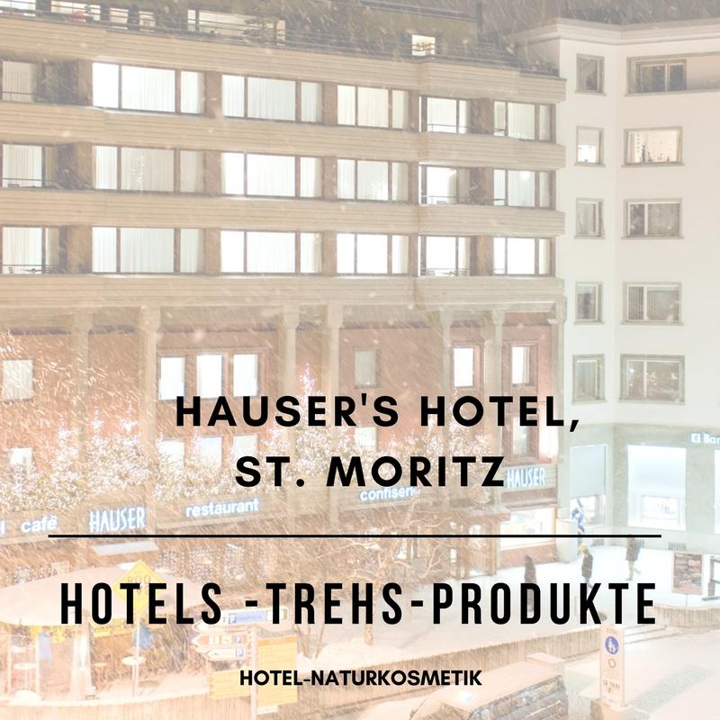 Hausers Hotel, St.Moritz