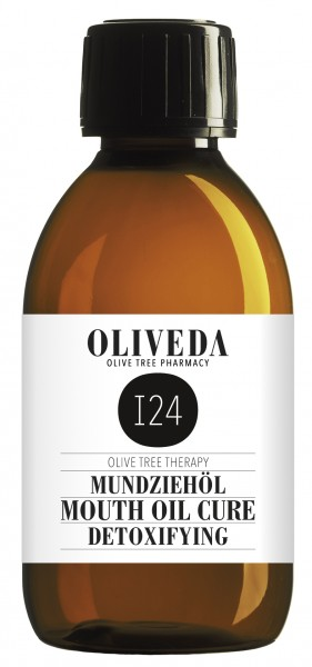 Oliveda Mundziehoel I24 - Mouth Oil Cure - Detoxfying