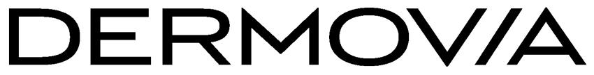Logo_DERMOVIA-logo_black_bearb