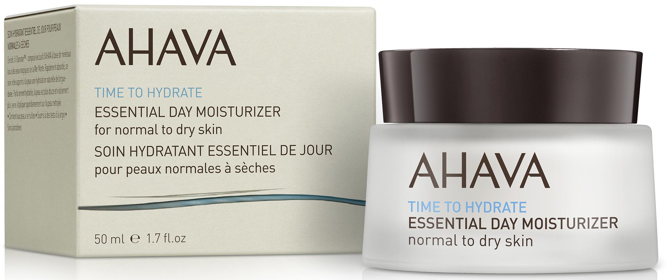 ahava essential day moisturizer normal to dry skin. Black Bedroom Furniture Sets. Home Design Ideas