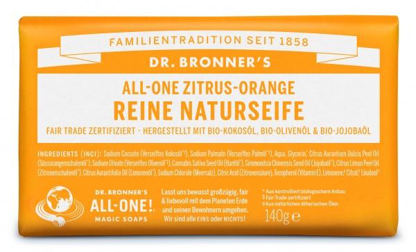 Dr.Bronners Bar Soaps - Seifen, verschiedene Ausführungen